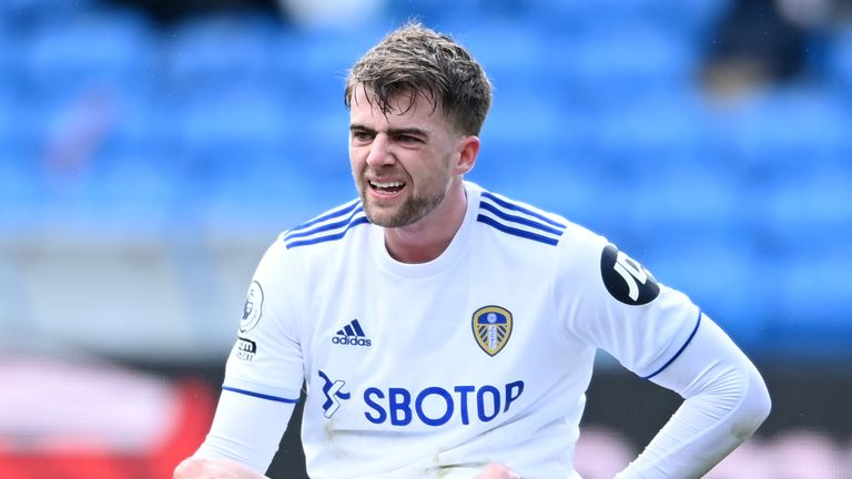 patrick bamford was a doubt for friday's clash due to a dead leg