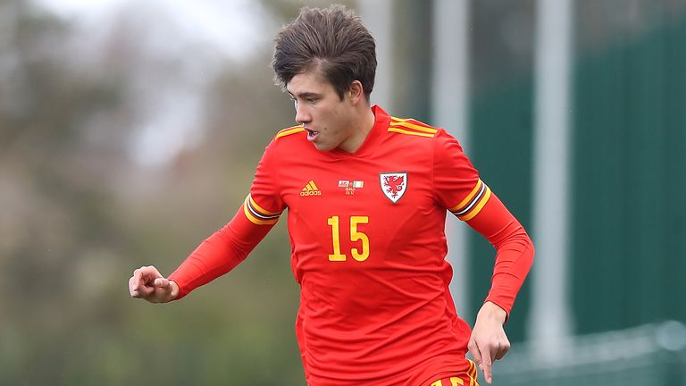 rubin colwill was in cardiff's academy team at the start of the season but will finish it as part of the wales squad at euro 2020
