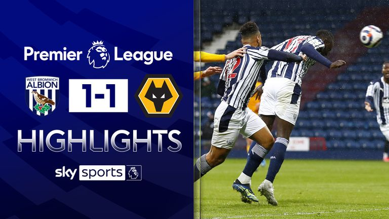 west brom 1-1 wolves