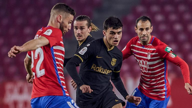 pedri is emerging as the next big hope for spanish football at barcelona